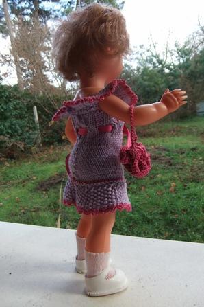 De nouvelles tenues pour ma petite Bella!