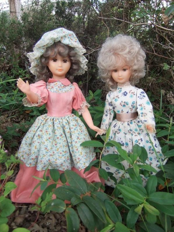 Deux Mélusine de Gégé trouvées il y a quelques temps!