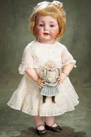 Belles poupées anciennes trouvées sur le net!