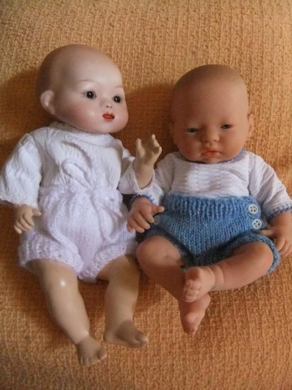 Les bébés ont fini leur sieste!