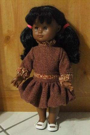 La robe boule de septembre 2007!