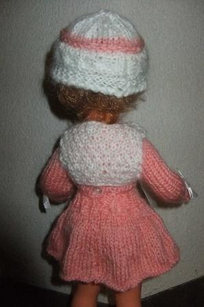 Une nouvelle tenue pour ma petite Bella!