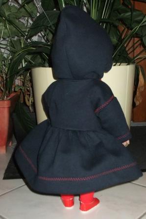 Une robe pour Emilie!