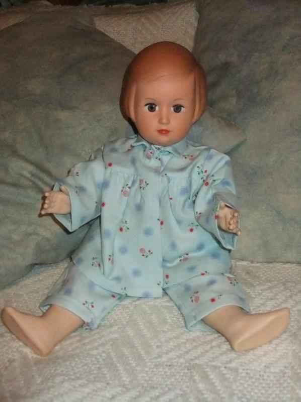Un pyjama chaud et confortable pour Françoise!