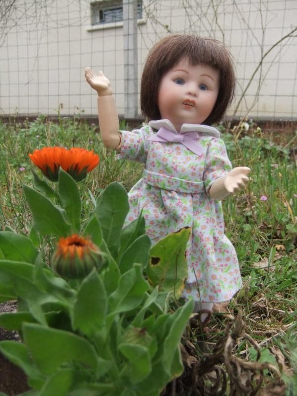 Loulotte vous souhaite un bon dimanche!
