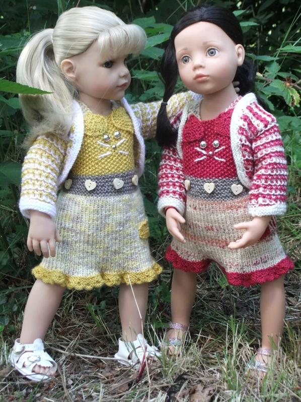 Louisa et Hannah!