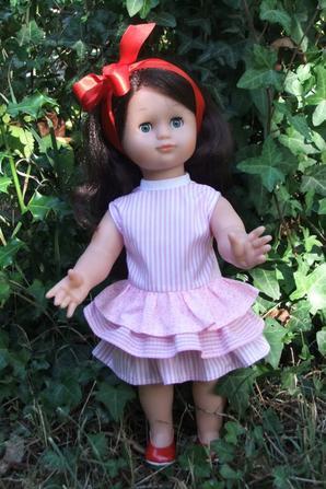 Emilie jolie: modèle de juin 1988!