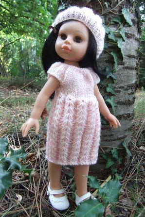 Petite robe pour Chérie!