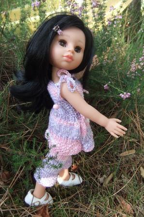 Une nouvelle tenue pour Jasmine!
