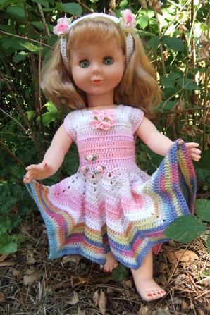 Une robe pour Rosereine!