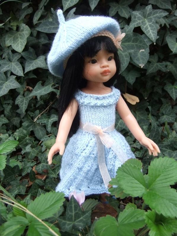 Une robe pour ma petite Liu!