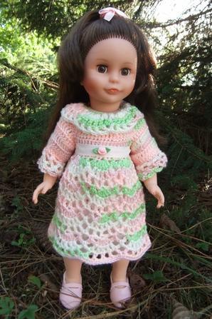 Une robe pour Louise!
