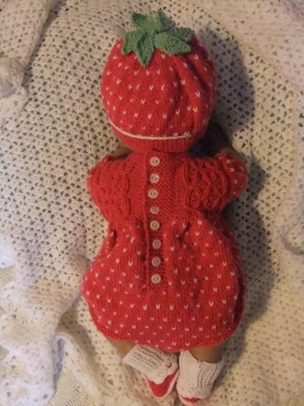Encore une petite fraise!