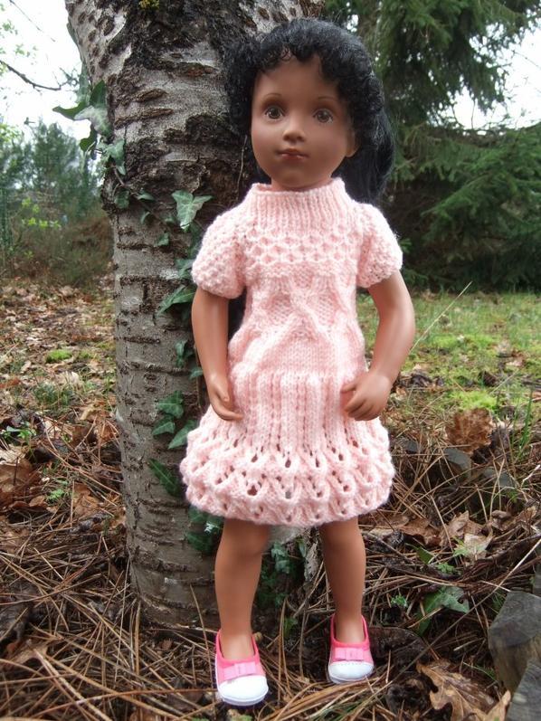 La robe de Luellla!