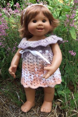 Ma petite Christine!