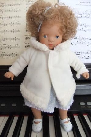 Louisa, la petite soeur de Bibichou!