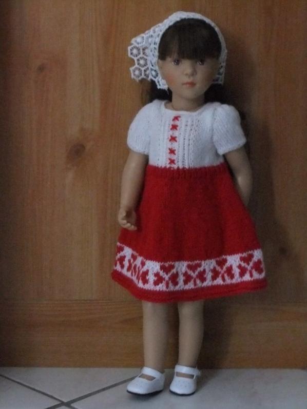 Une robe Irlandaise pour Finouche!