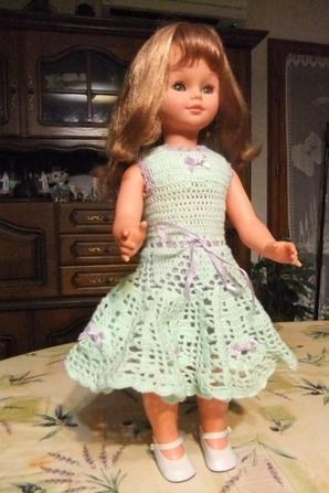 En écho à Natydoll: les poupées de mon enfance!