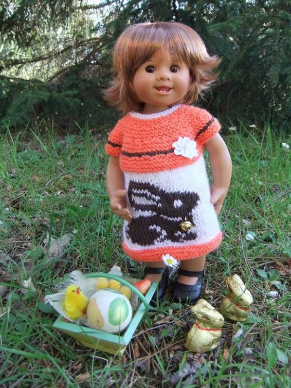 Christine vous souhaite de bonnes fêtes de Pâques même si c'est confiné!