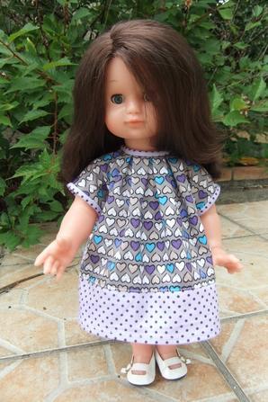Mai 2016: une robe qui sent bon le printemps!