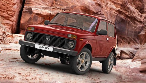 Nouvelle variante special edition pour la lada 4x4 et for Lada 07 salon