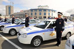 Améliorations logistiques et LADA PRIORA Sedan pour la police du Tatarstan !!!