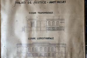 Le Palais de Justice jamais construit.