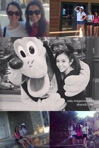 Divers photo de Megan, je reprend :)