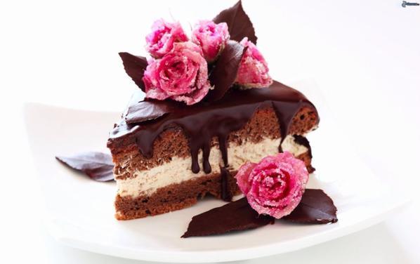 Les gâteau au chocolat