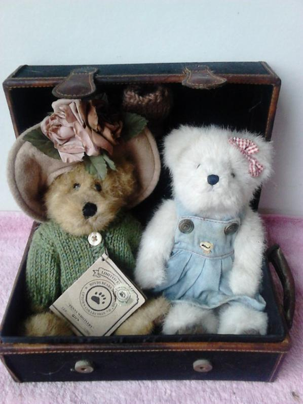 THE BOYDS COLLECTION OURS ET LAPIN