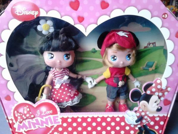 couple i love minnie