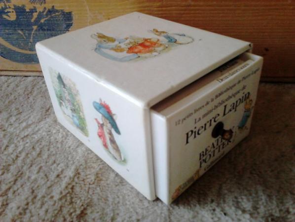 mini livres illustrés béatrix potter