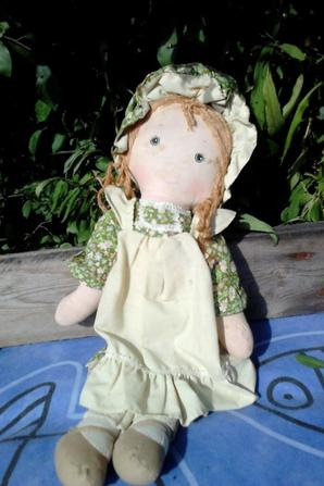 poupees holly hobbie