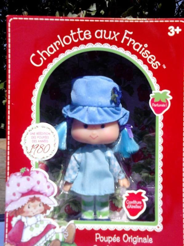 reedition charlotte aux fraises clafoutis myrtilles et confiture d'airelles