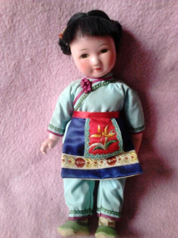 petite poupee chinoise