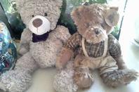 ours et souriset lapin  louise mansen