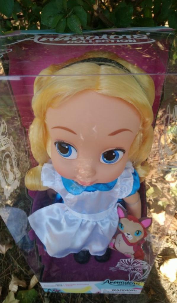 poupée Alice de Disney animator