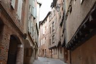 Rues d'Albi
