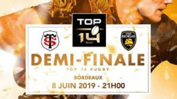 En route vers la demi-finale du Stade Toulousain...
