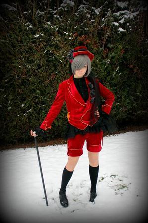 Kuroshitsuji - Snowtime!