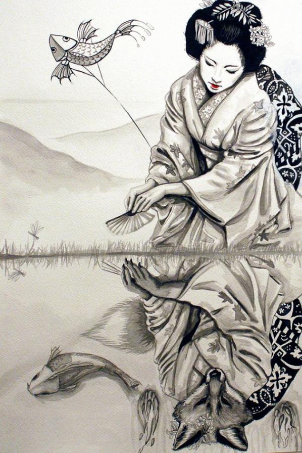 kdo Geisha