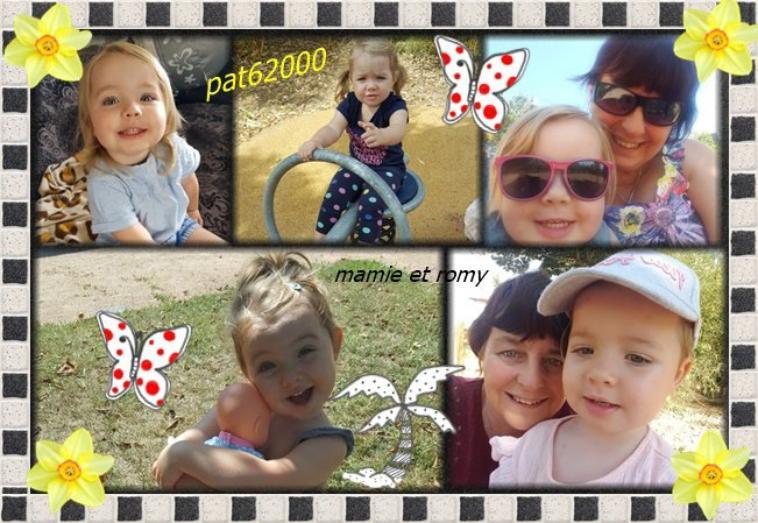 *****  belle vacances passé avec ma petite fille romy****