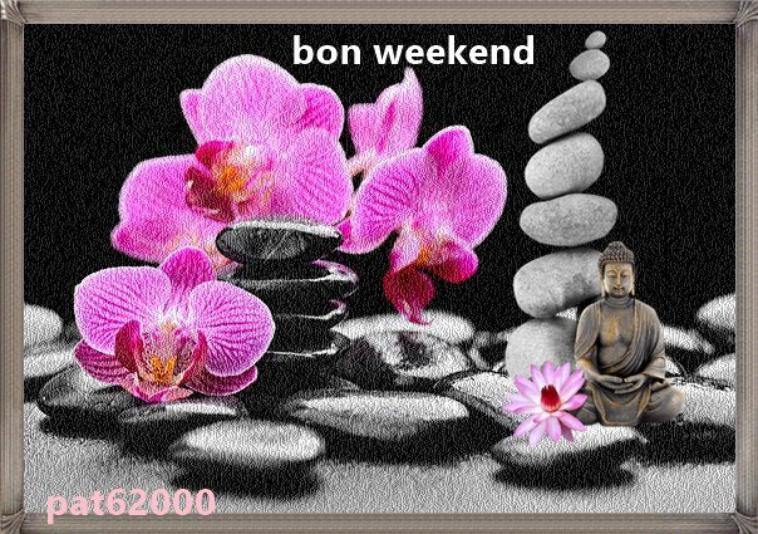 ********bon weekend  ***  a vous mes ami(e)s********