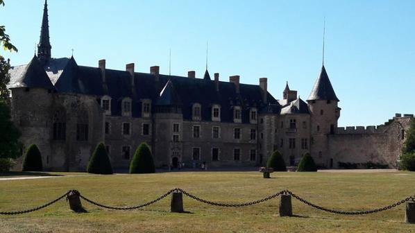 Château de la Palisse dép 03