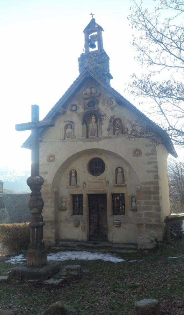 Balade à la Chapelle des Pétètes (Dép:05)