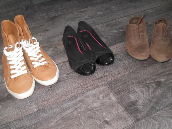 Chaussures d'autumn !