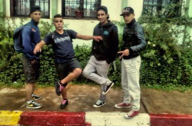 warriors kabyle crew