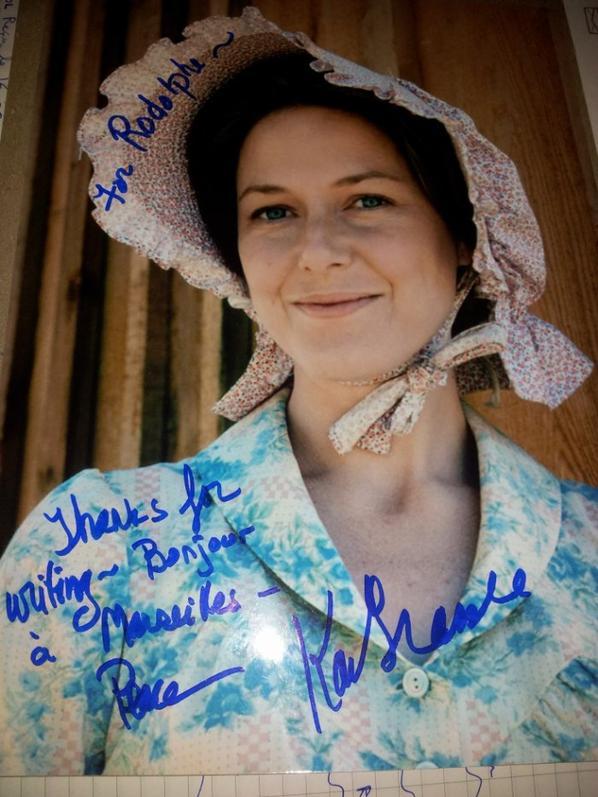 Karen Grassle (La Petite Maison dans la prairie, Wyatt Earp)