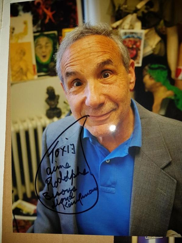 Lloyd Kaufman - Cinéaste (The Toxic Avenger, Atomic College, Tromeo and Juliet)