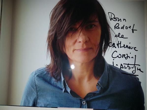 Catherine Corsini - Cinéaste (La Nouvelle Ève, Partir, Un amour impossible)